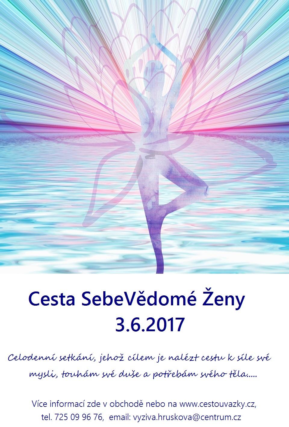 Hrušková Vladěna, 3.6.2017, Cesta SebeVědomé ženy
